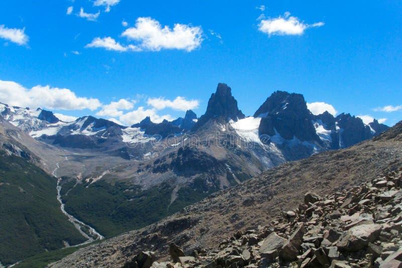 cerro castillo σειρά στοκ εικόνα με δικαίωμα ελεύθερης χρήσης