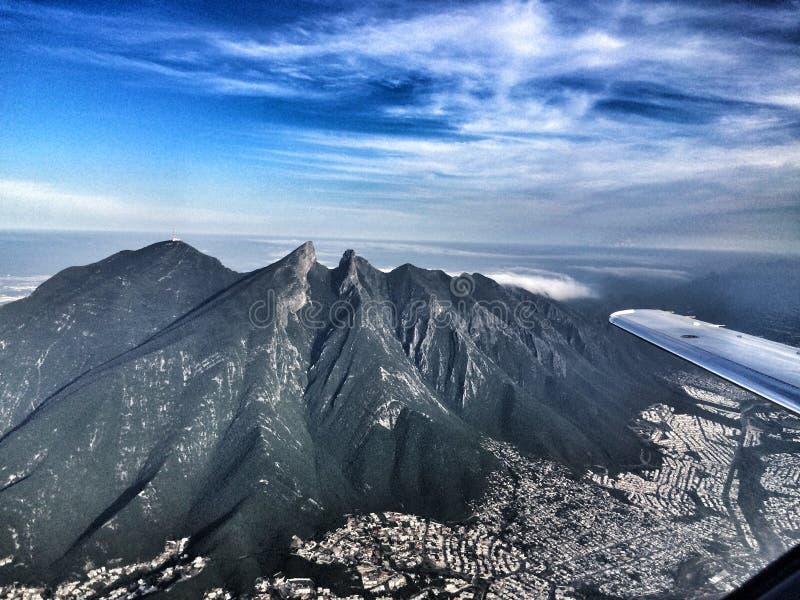 Cerro DE La silla stock afbeelding
