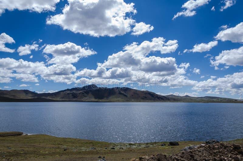 Cerro de Pasco - il Perù immagini stock libere da diritti