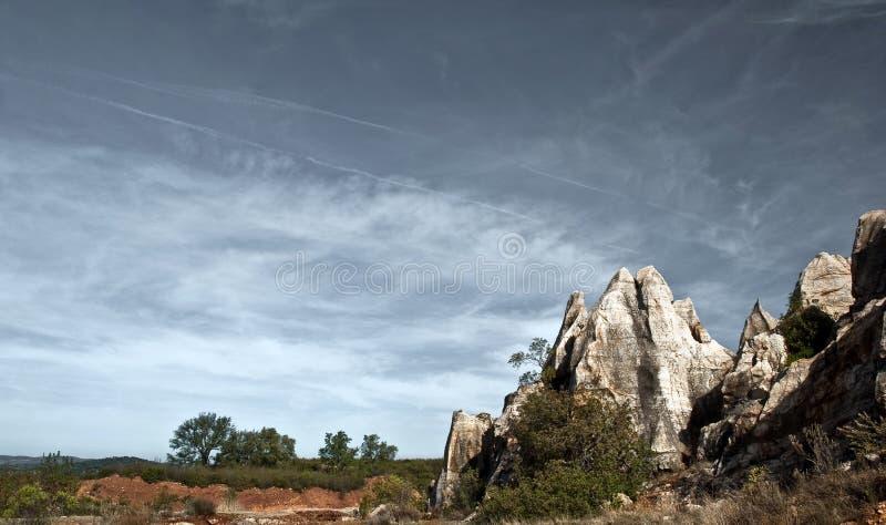 Cerro Del Hierro, Landschaft lizenzfreie stockbilder