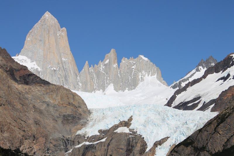 Cerro Fitz Roy photos stock