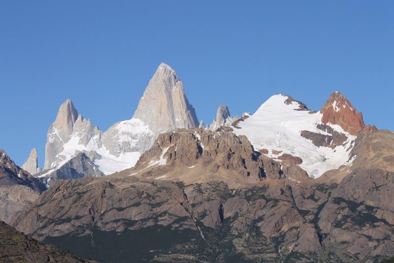Cerro Fitz Roy image libre de droits