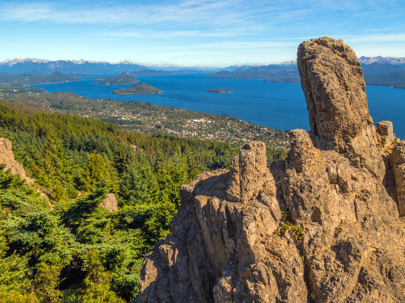 Cerro Otto images stock