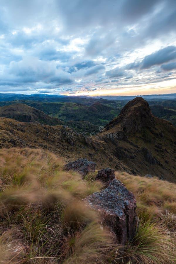 Cerro Pelado, Κόστα Ρίκα στοκ εικόνες