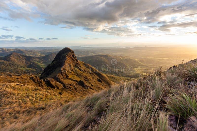 Cerro Pelado, Costa Rica imagem de stock royalty free