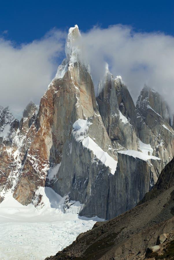Cerro Torre stock foto
