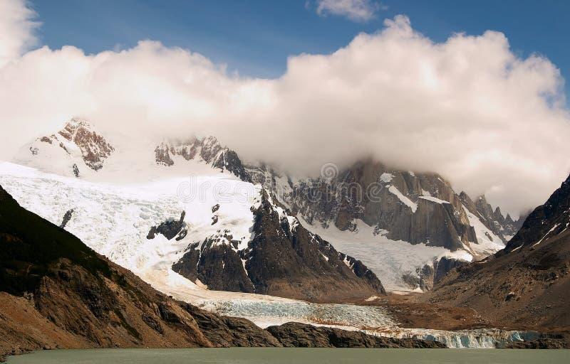 Cerro Torre zdjęcie stock