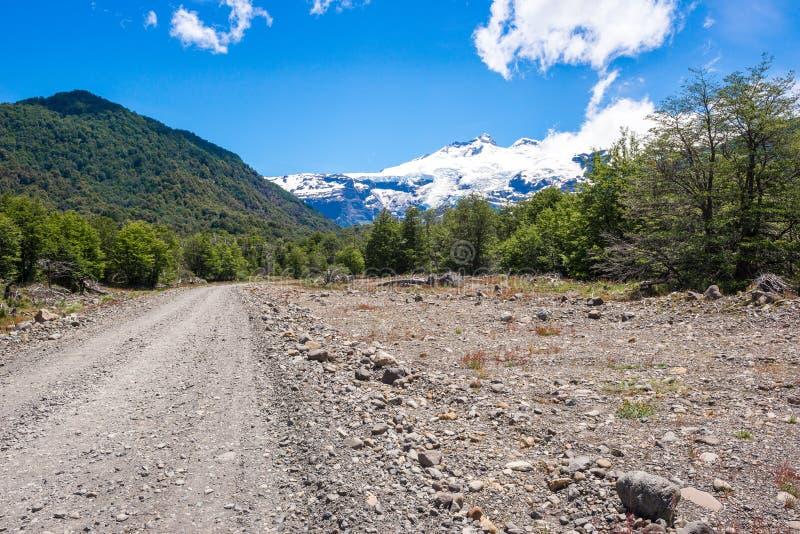Cerro Tronador, национальный парк Nahuel Huapi, Аргентина стоковые изображения