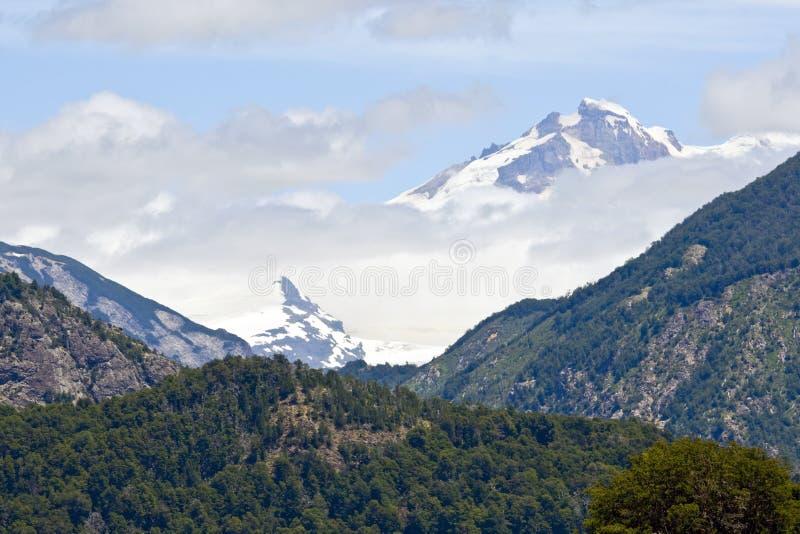Cerro Tronador fotos de stock