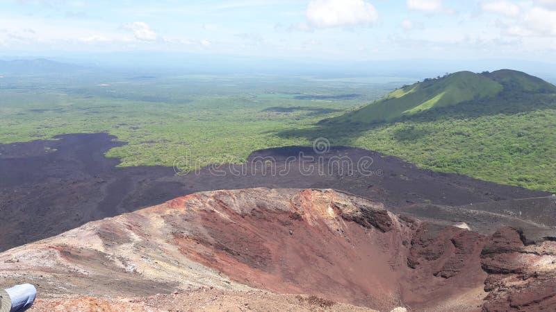 Cerro Zwarte stock foto's