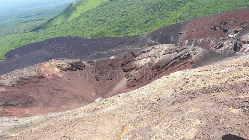 Cerro Zwarte royalty-vrije stock fotografie