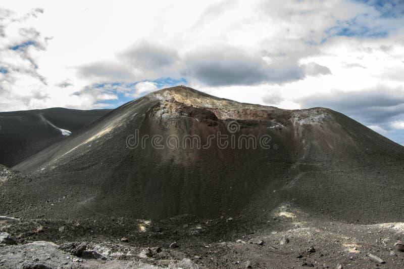 Cerro Zwarte, NICARAGUA royalty-vrije stock foto