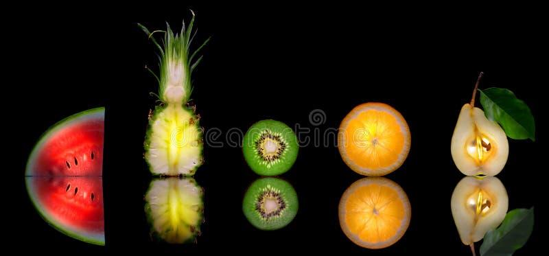 Certas frutas imagem de stock royalty free