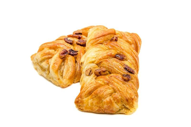 Download Certas Pastelarias Enchidas Pelo Mel Transformam E Polvilharam Por Porcas De Noz-pecã Imagem de Stock - Imagem de pastry, snack: 29833043