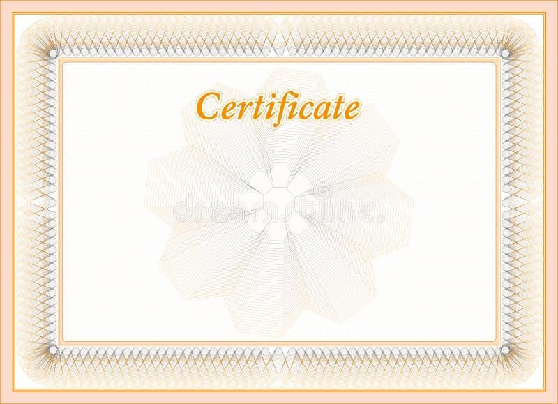 Certificado libre illustration