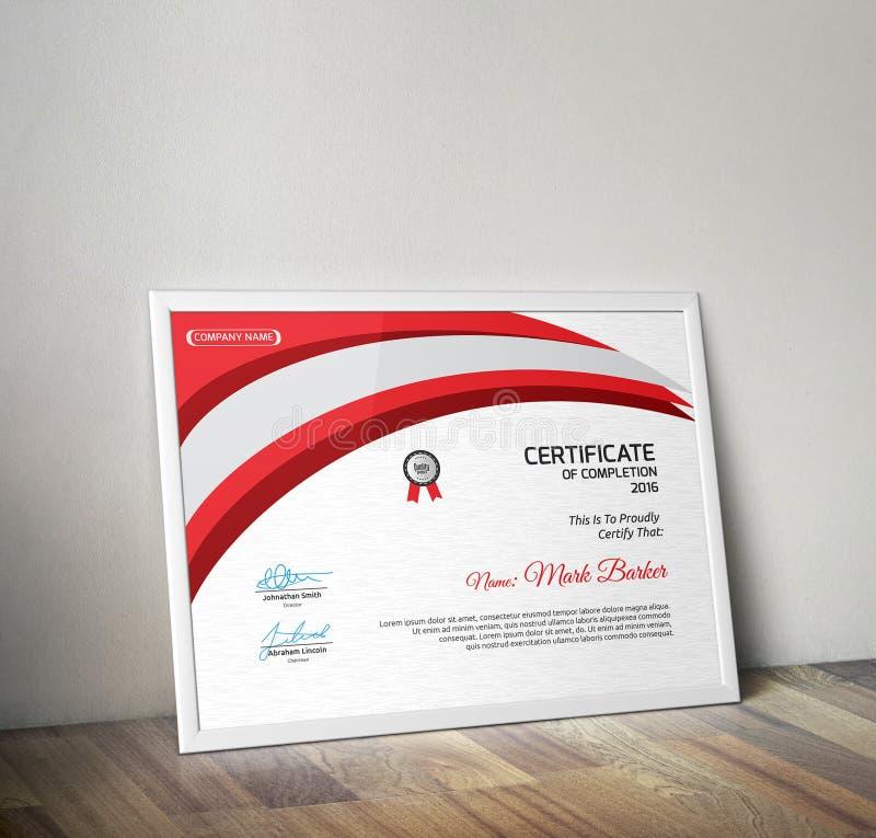 certificado fotos de archivo