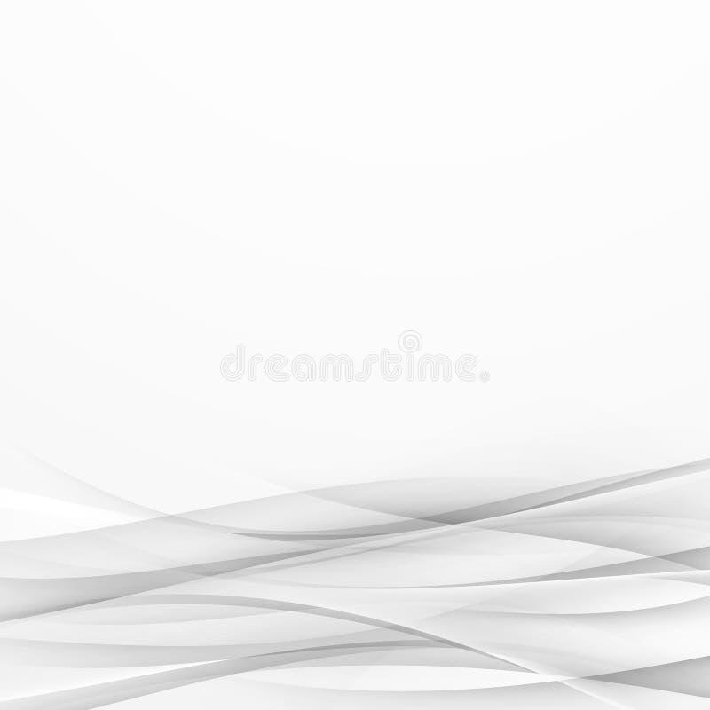 Certificado gris futurista abstracto transparente libre illustration