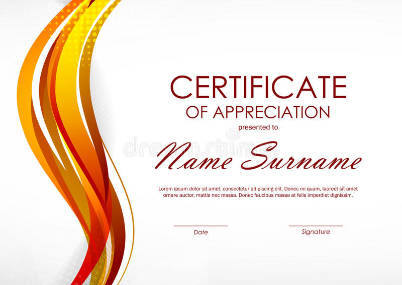 Certificate of appreciation background design idealstalist recent posts yelopaper Image collections
