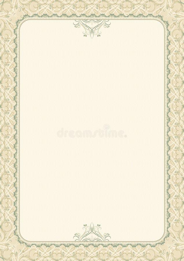 Download Certificate Background, Vector Stock Vector - Image: 8914690