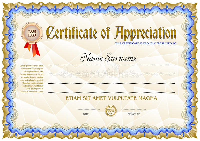 Science Achievement Certificate Template Funfndroid