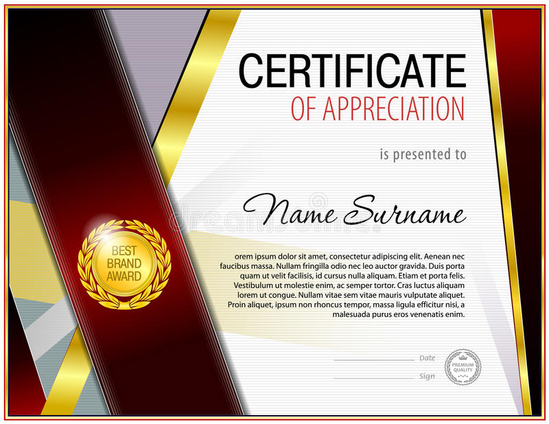 Certificate blank template stock vector illustration of hard 90013344 download certificate blank template stock vector illustration of hard 90013344 yelopaper Image collections