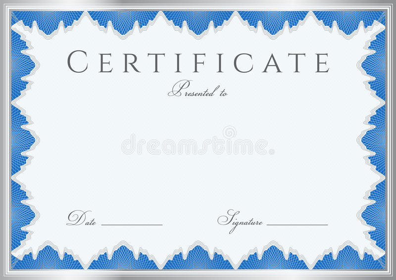 Certificate diploma background template frame stock vector download certificate diploma background template frame stock vector illustration of complex yadclub Image collections