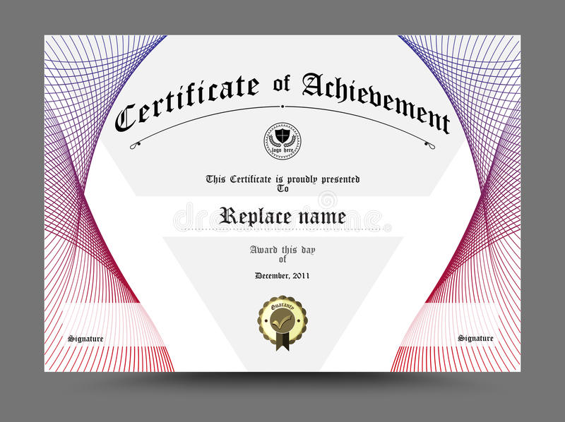 Certificate diploma border certificate template design on whit download certificate diploma border certificate template design on whit stock vector illustration of yadclub Gallery
