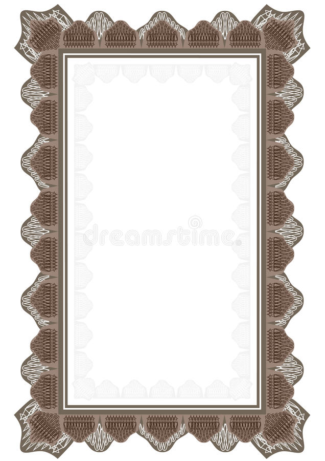 Download Certificate Lines Frame_eps Stock Vector - Image: 21733357