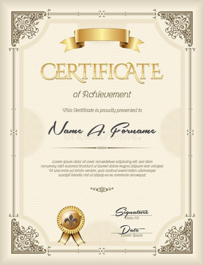Perfect Framed Certificate Of Appreciation Model - Custom Picture ...