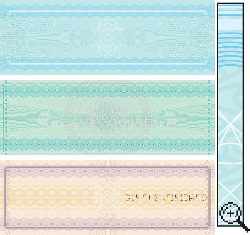 Download Certificate template stock vector. Illustration of background - 14404115