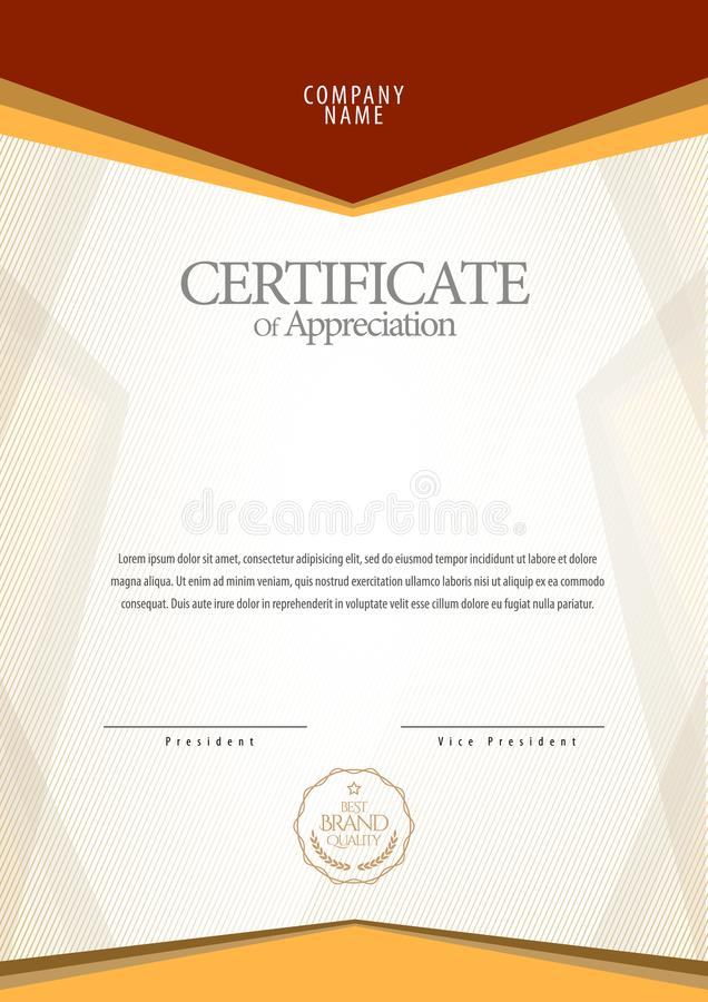 download certificate template diploma currency border stock vector illustration of award invitation