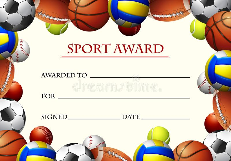 sport award certificates vatoz atozdevelopment co