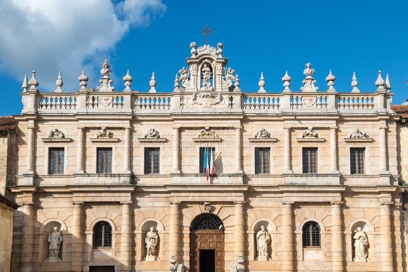 Certosa二帕杜拉,萨莱诺 意大利 免版税库存照片