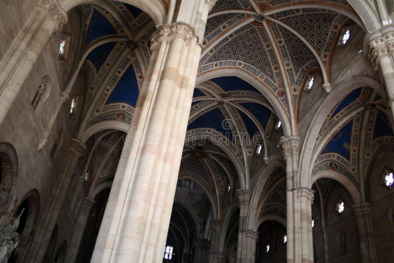 Certosa de Pavia imagem de stock royalty free