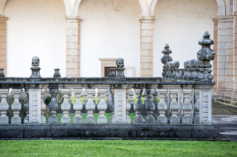 Certosa di Padula, Salerno Italien stockfoto