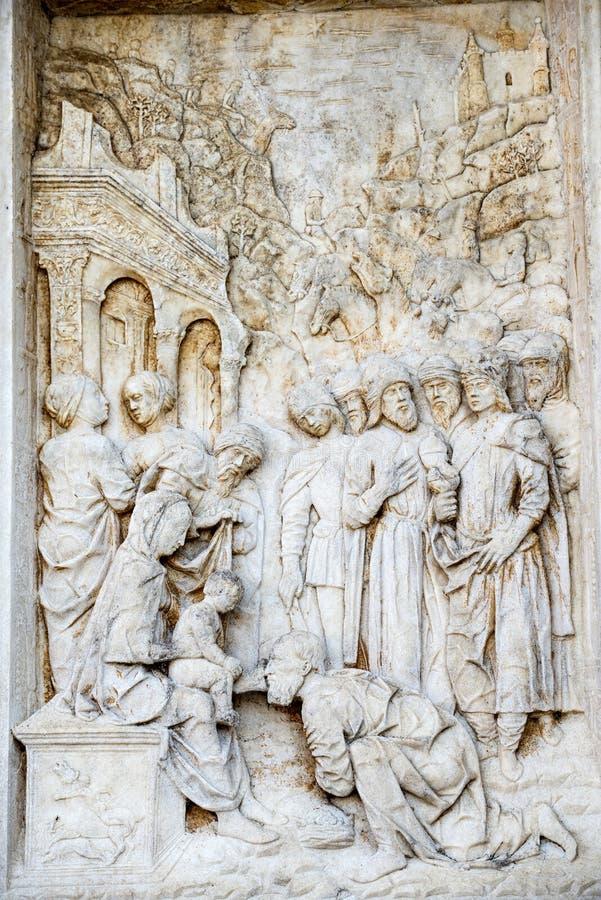 Certosa di Pavia obraz stock