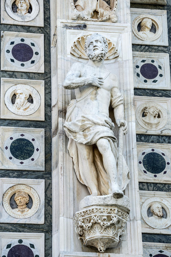 Certosa di Pavia zdjęcie stock