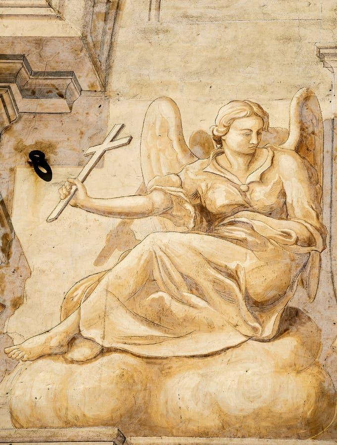 Certosa di Pavia zdjęcia stock