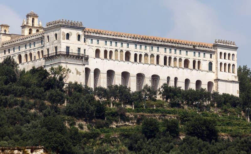 Certosa Di San Martino w Naples, Włochy zdjęcie stock