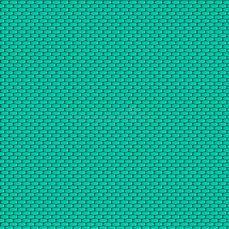 Ceruleanen belägger med tegel bakgrund stock illustrationer