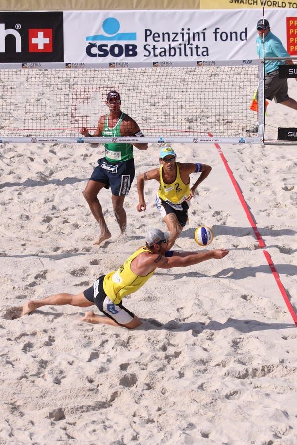 Beach Volleyball-Florian Gosch And Alison Cerutti ...