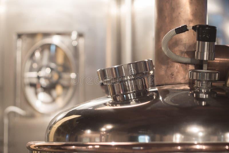 Cervecería de la cerveza fotografía de archivo libre de regalías