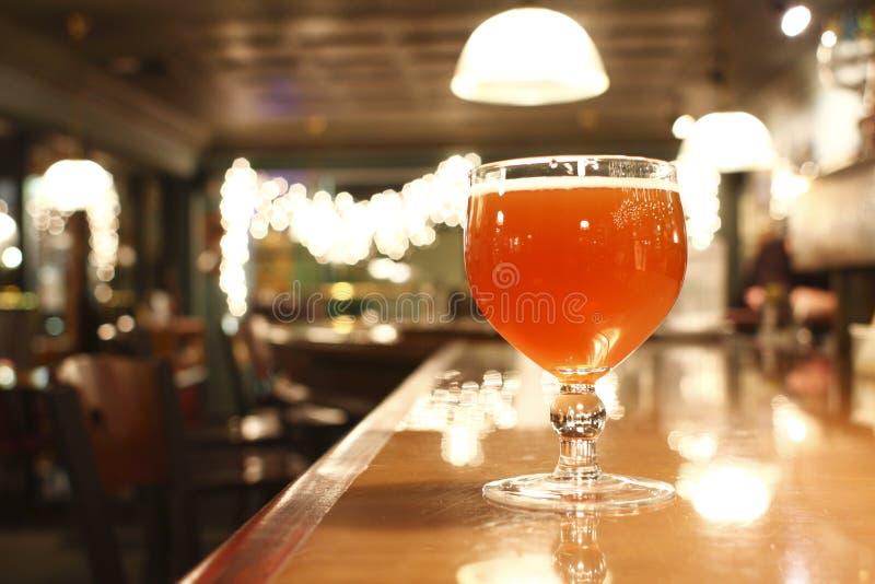 Cerveja belga fotografia de stock