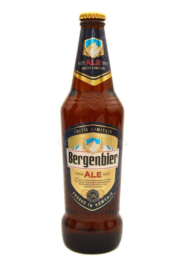 Cerveja de Bergenbier imagem de stock