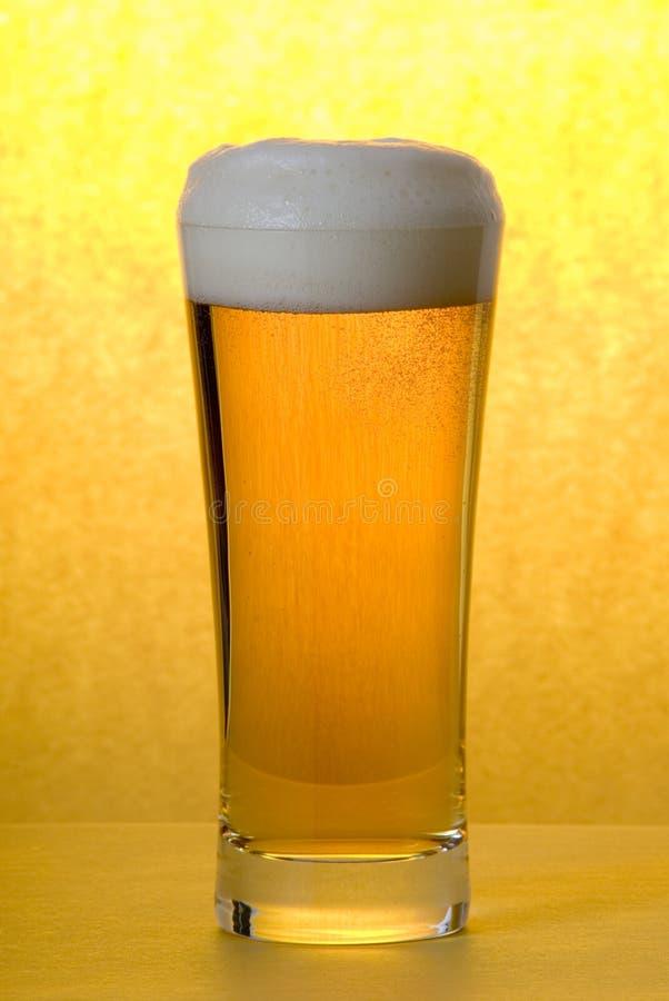 Cerveja de esboço fotografia de stock royalty free