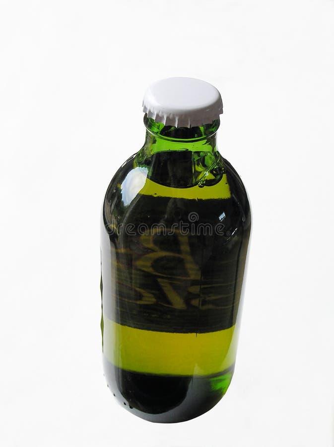 Cerveja do frasco fotografia de stock royalty free