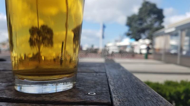 Cerveja & x28; focalizado foto de stock