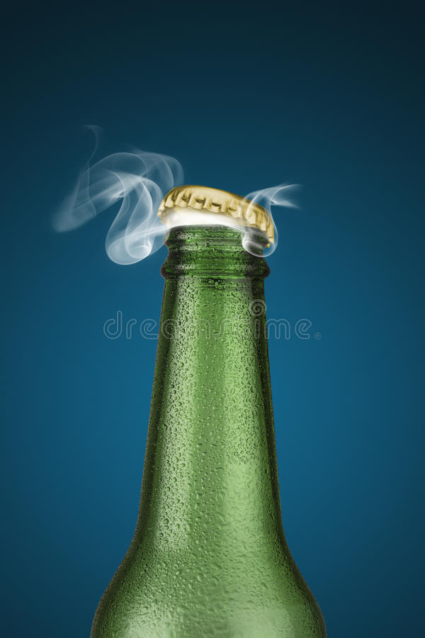 Cerveja gelado fotos de stock royalty free