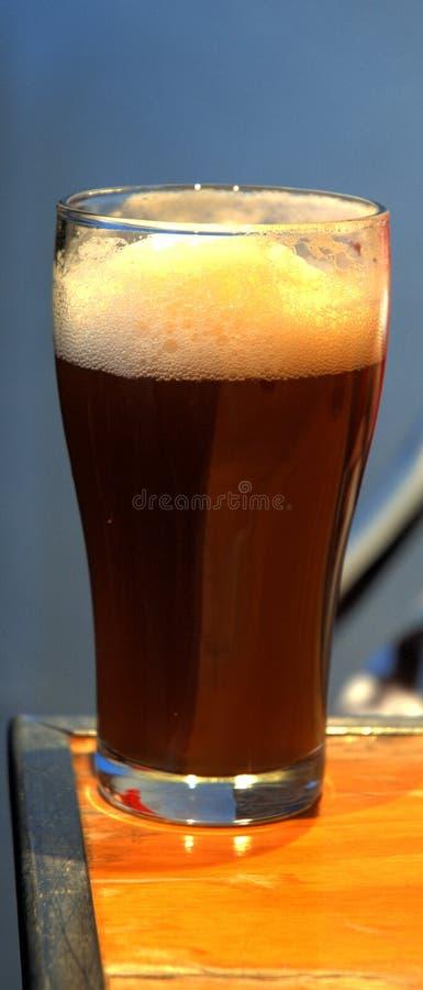 Cerveja inglesa foto de stock