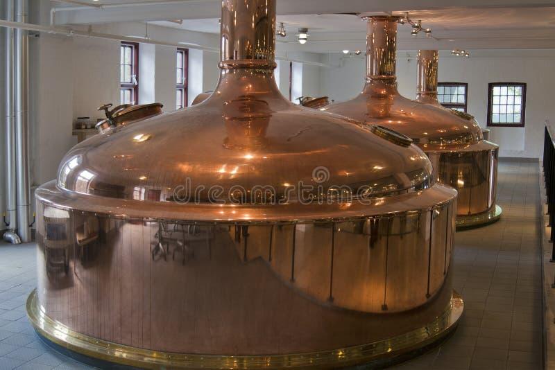 Cervejaria retro imagens de stock
